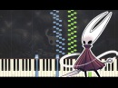 Hornet - Hollow Knight [Piano Tutorial] (Synthesia)