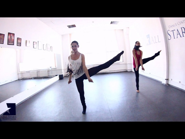 Joe Cocer - Unchain My Heart.Бродвей Джаз by Екатерина Губская.All Stars Workshop 03.14