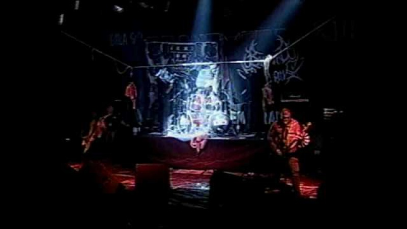 DISGORGE (Mex) - Rancid Bowel Sarcoma (live video)