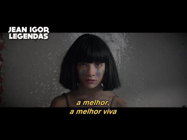 Sia - The Greatest [OFFICIAL VIDEO] (Legendado-Tradução)