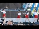170527 레드벨벳(RED VELVET) Rookie [드림스테이션 리브 포 나우] 직캠 by 욘바인첼