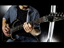 S H S Melodic Metal Guitar Riff With Drum Groove And Bass Guitar Instrumental