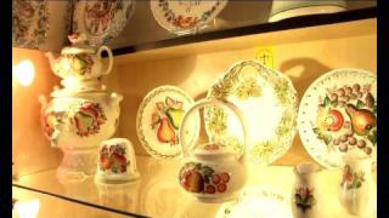 Семикаракорская керамика от художественного салона Любава