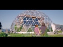 Geodesic dome home norway