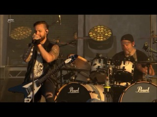 Bullet For My Valentine - Waking The Demon Live Wacken Open Air 2016 HD