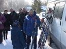 Всем школьникам в Белом Холме подарили лыжи для занятий физкультурой