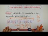 TAM SAYILARIN KARŞILAŞTIRILMASI (Sıralama) Konu Anlatımı - 6. Sınıf Matematik