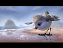 """Короткометражный мультфильм """"Песочник"""" Piper by Disney & Pixar"""