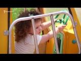 Հունիսի 1-ին ԱԺ այգին բացվել է երեխաների համար