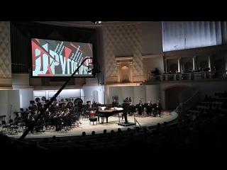 В. Николаев «Фантомы» для симфонического оркестра Дирижер – Владимир Юровский