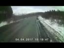 Смертельное ДТП на трассе М5 Челябинск-Уфа. 04.04.17
