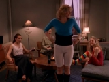 I just have to wear this girdle for a week to keep my skin tight SATC S2 E3 секс в большом городе