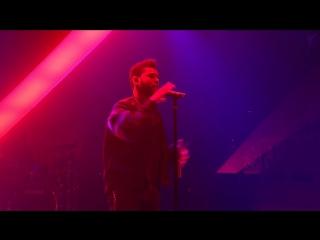 The Weeknd - False Alarm (Live on SNL) (RU Subtitles / Русские Субтитры)