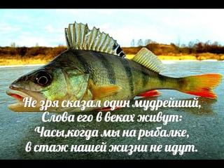 Фотосесия зимняя рыбалка 2016-2017 год.А.В.Огурцов.