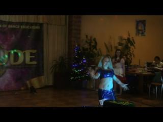 Tsuman Sofia/Tabla/choreography: Anna Shostak _ 25.12.2016 _ Киев
