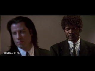 A Silent Story #1 - Pulp Fiction