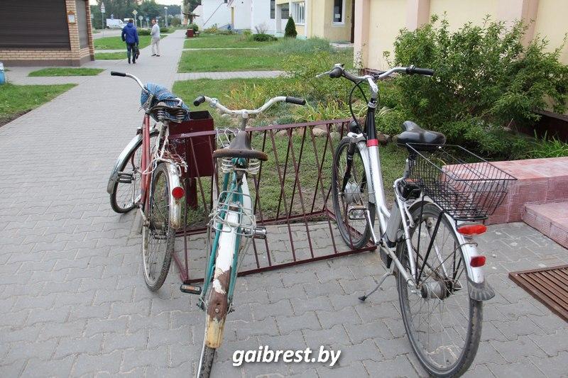 Сотрудники ГАИ проверили, соблюдают ли велосипедисты ПДД