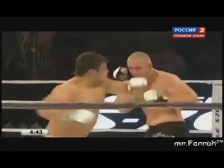 Узбекский боец Мурод Хонтураев, по прозвище азиатский медведь