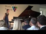 Александра Довгань - Концерт в Fürst-von-Metternich-saal