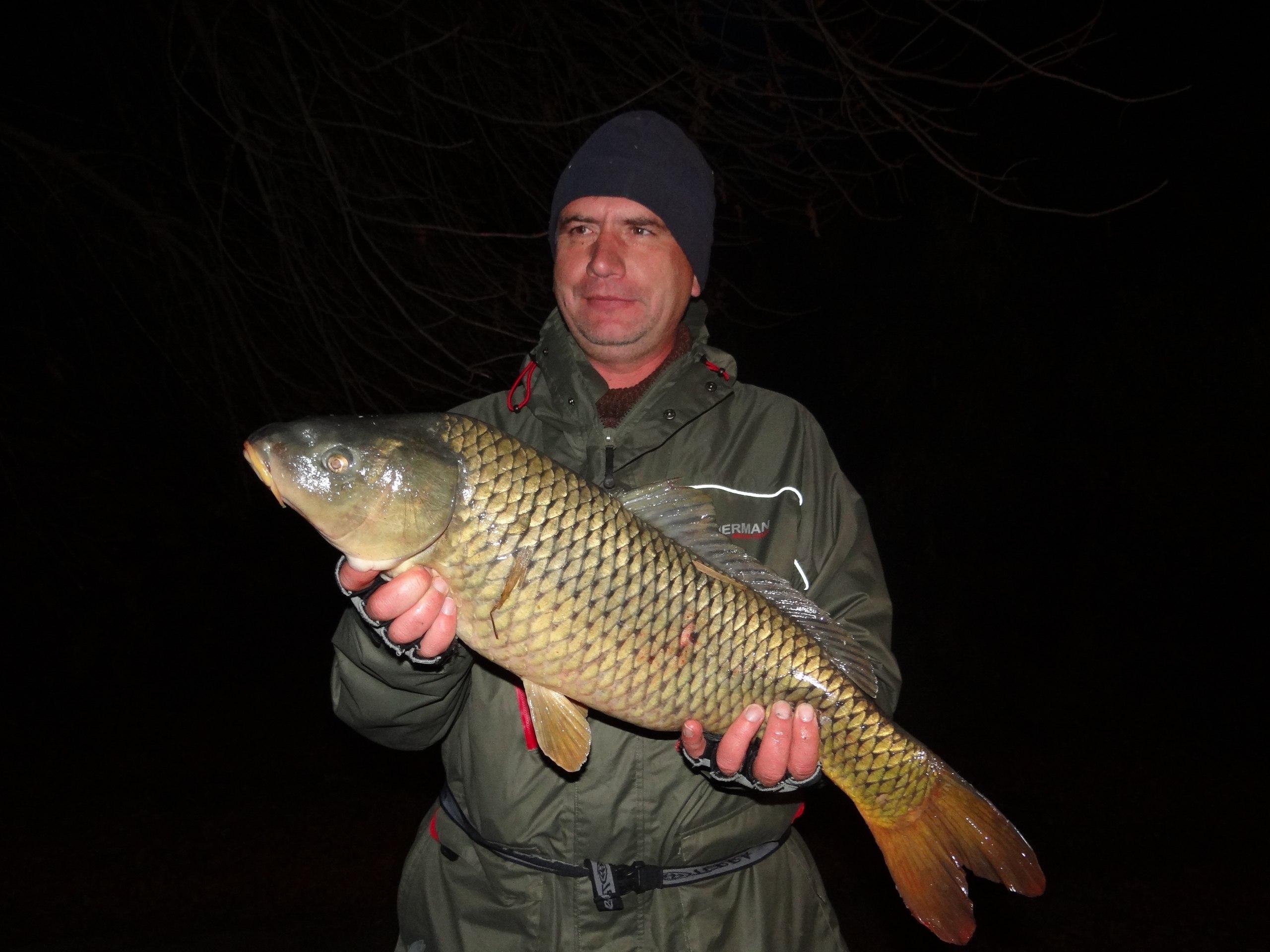 Рыбалка гостей 11-11-16