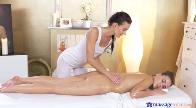 MassageRooms – Emma Brown And Kira Zen