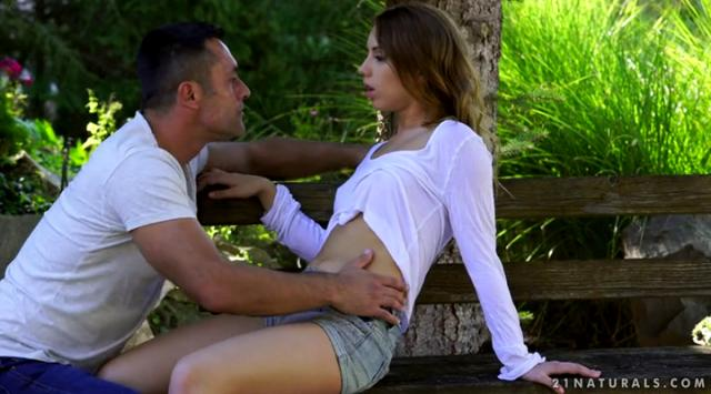 21Naturals – Kira Thorn – Getting Dirty In The Garden