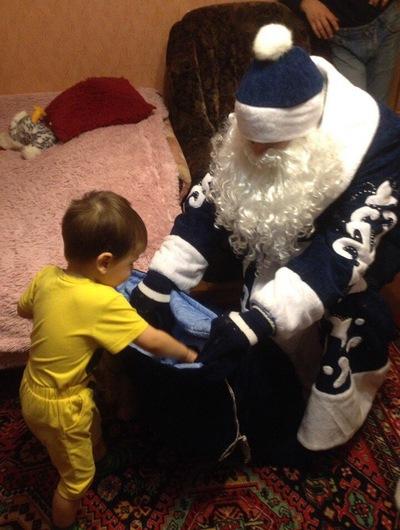 Дед Мороз-Кубинка