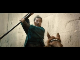 Пропавший мастер меча. Гуань-дао против копья
