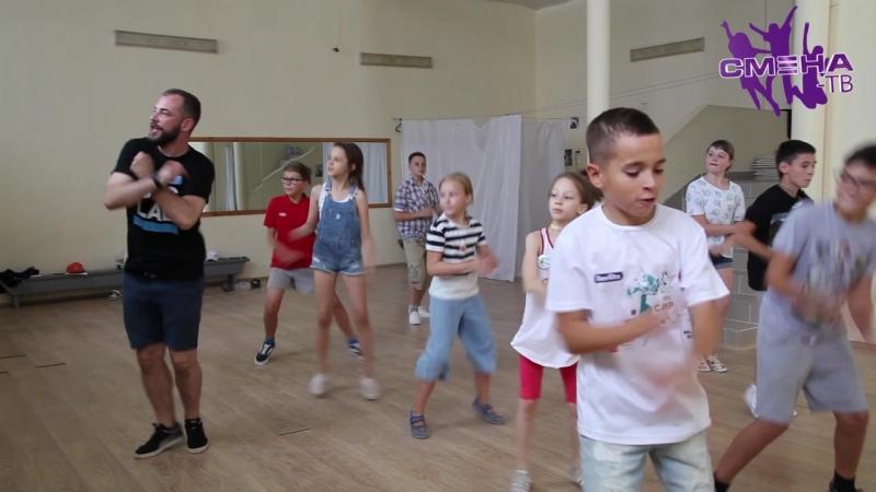 Образовательные занятия на третьей смене музыкально-лингвистического лагеря Onecamp