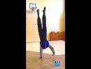 Соревнования по акробатике в DF_ONE