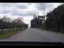 Автостоп. В кузове полицейского пикапа.