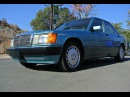 W201 Mercedes Benz 1993 190E 2.3 Last year 2 Owner 120k E190 E C Class W 201