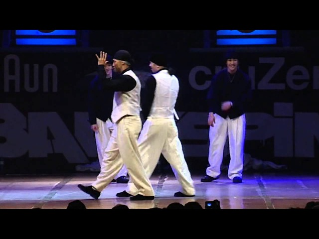 BOTY 2005 - HILTI BOSCH FEAT CO-THKOO (JAPAN) - SHOWCASE SPECIAL [OFFICIAL HD VERSION BOTY TV]