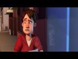 ПОБЕГ ЛЮБИМОГО ХОЛОДИЛЬНИКА - смешной 3D мультфильм