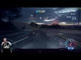 Need for Speed (2015) Схватка в онлайне на Ferrari F40 NFS 2015/2016 на руле Fanatec Porsche 911 GT2