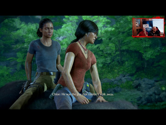 NoThx Gataka playing Uncharted: The Lost Legacy EP06