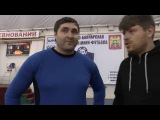 Интервью перед матчем 8-го тура Бравис - Виктория. Хамурзов Казбек - Бравис.