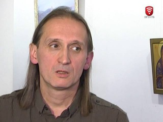 В Киеве художник из Закарпатья показала свои картины