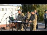 «Не стидайся – это твоя земля», - в Оршанци пограничники торжественно открыли соревнования