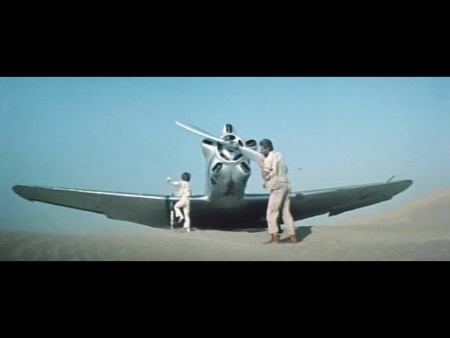 Маленький принц (1966) фильм-сказка