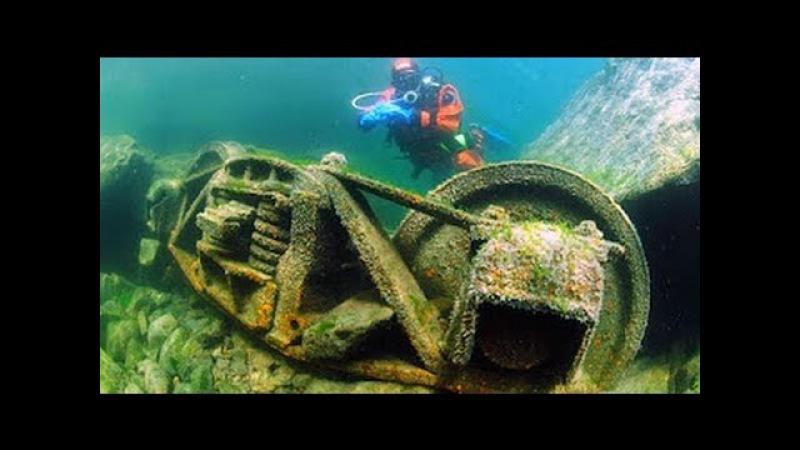 Тайны Черного моря, скрытые под водой, секретные территории, документальный фильм