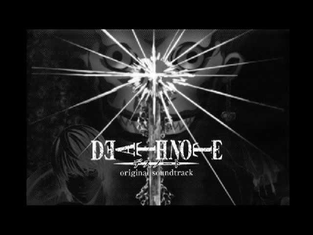 Death Note Original Soundtrack (OST) - FULL! [w/Tracklist]