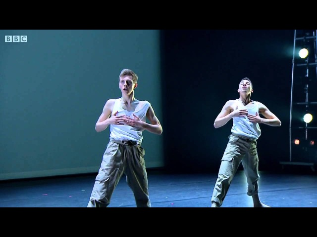 Connor Scott - Contemporary Duet - BBC Young Dancer 2015 Grand Final Contempory Duet