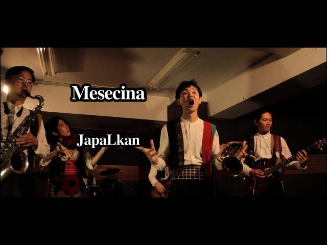"""Mesečina"" JapaLkan(ヤパルカン)ミュージックビデオ"