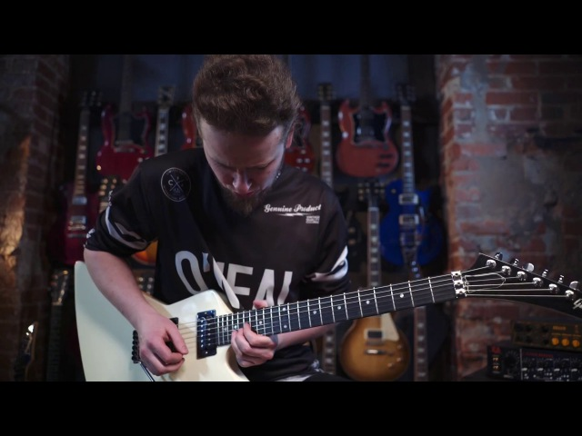 Sky too High - Your New World (Guitar solo)
