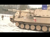 Песков прокомментировал наращивание военного присутствия НАТО в Польше. 12.01.2017.
