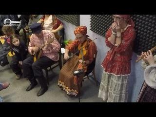 Во саду ли, в огороде Иркутский ансамбль народной музыки