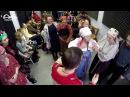 Русский народный танец Кадриль под варган. Jews hapr and Kadril