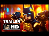THE LEGO BATMAN MOVIE - Official Trailer #4 (2017) Will Arnett Animated Comedy Movie HD