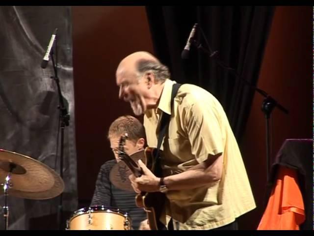John Scofield Quartet live at Fara Music Festival 2011